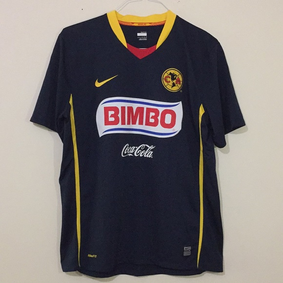ce0767be7 Nike Club America Soccer Football Jersey. M 5ba817673c9844217414d048